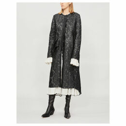Lucha Maria lace coat
