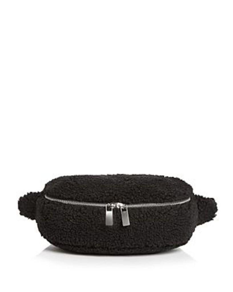 Aqua Teddy Belt Bag - 100% Exclusive