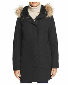 Parajumpers Selma Fur Trim Down Coat