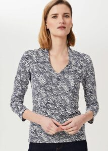 Kester Coat Charcoal Grey
