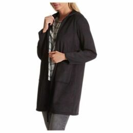 Betty Barclay Faux Shearling Coat, Black