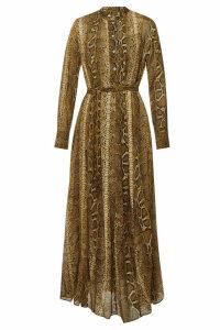 Isabel Marant toile Joly Printed Maxi Dress