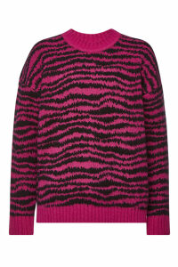 Marc Jacobs Printed Pullover with Wool