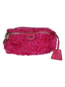 Moschino Fur Belt Bag