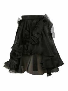 Ermanno Scervino Organza Skirt