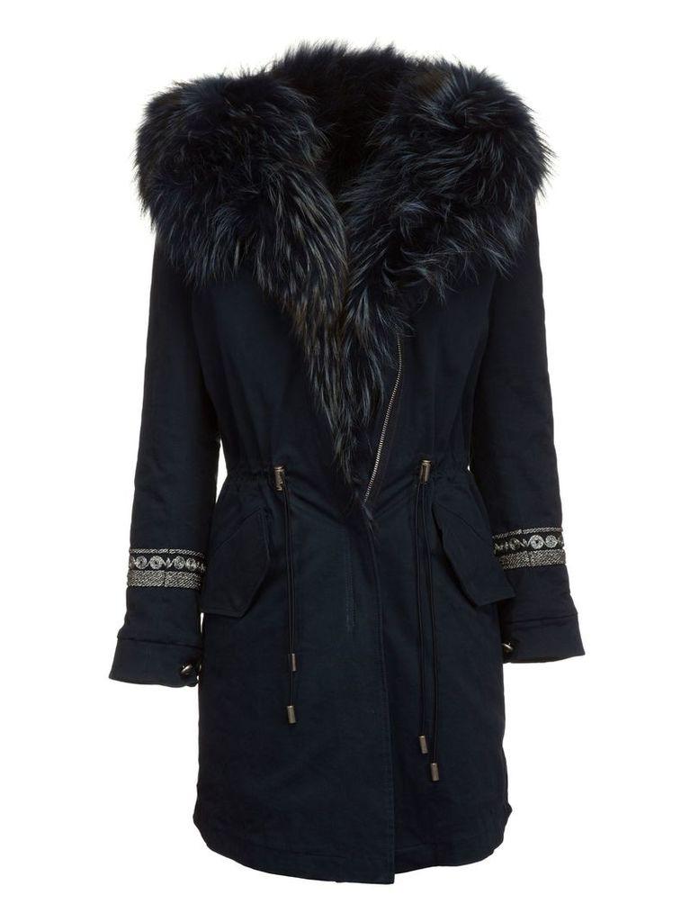 Project [Foce] Murmasky Furred Detailed Jacket