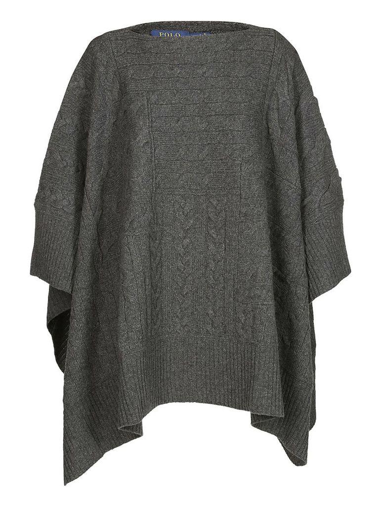 Polo Ralph Lauren Knitted Cape