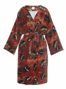 Stella Jean Printed Coat
