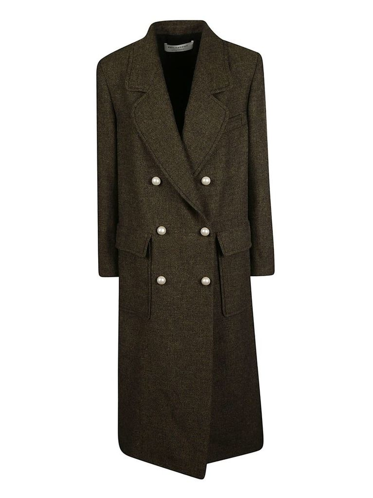 Philosophy Di Lorenzo Serafini Double Breasted Coat