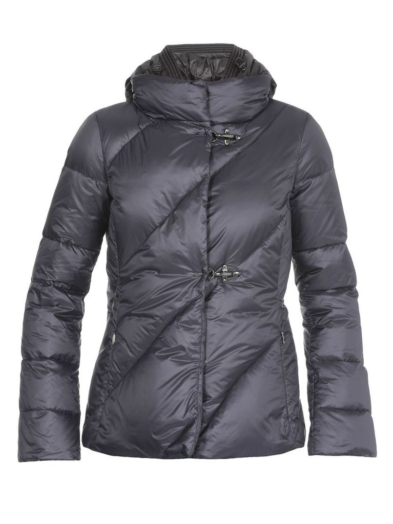 Fay Quilted Down Jacket
