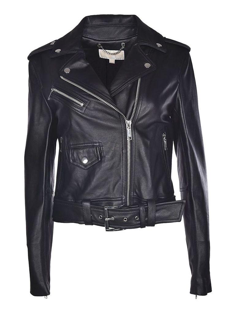 Michael Kors Classic Biker Jacket