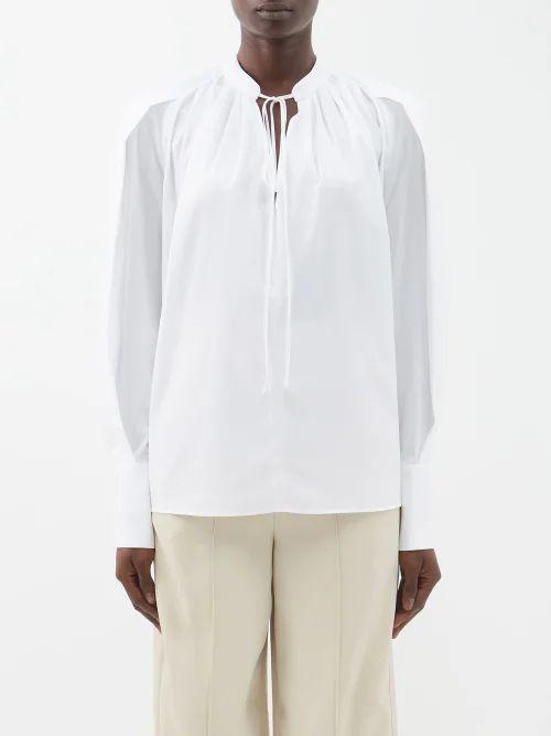 Heidi Klein - Grace Bay Basket Bag - Womens - Cream