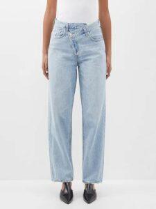 Sophie Anderson - Hoyas Woven Tote Bag - Womens - Orange Multi
