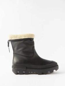 Aries - Double Breasted Velvet Blazer - Womens - Red