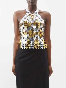 Isabel Marant Étoile - Dancy Checked Cotton Dress - Womens - Dark Grey