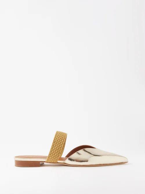 Racil - Andromeda Floral Print Velvet Robe Coat - Womens - Black Multi