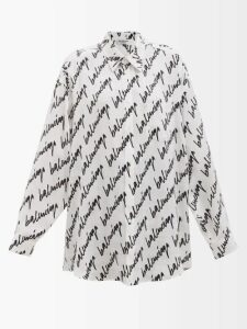 Blazé Milano - Fair & Square Checked Wool Coat - Womens - Yellow Multi