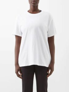 Saloni - Camille Sequinned Mini Dress - Womens - Silver