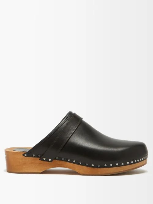 Etro - Elsa Floral Print Silk Wrap Dress - Womens - Black Print