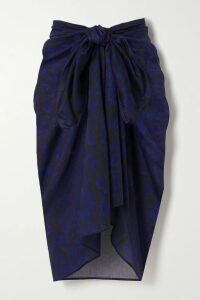 Needle & Thread - Tulle-trimmed Sequined Chiffon Dress - Blush