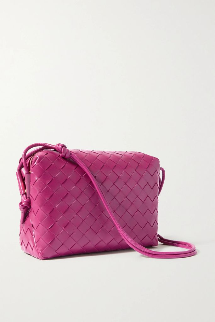 Stine Goya - Sequin-embellished Jersey Wrap Dress - Pink