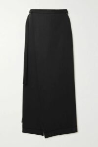 Stine Goya - Farrow Ruffled Crinkled-taffeta Mini Dress - Pink