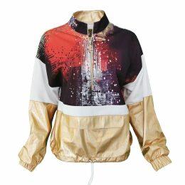 Sophie Cameron Davies - Navy Blue Silk Midi Lace Dress