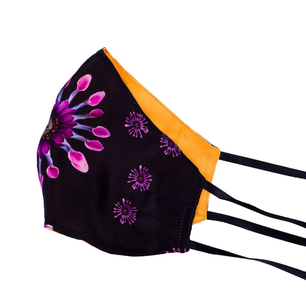 Anna Etter - Lorena Bordo Velvet Dress With Open Back
