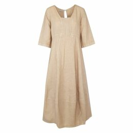 Roses Are Red - Silk Wrap Dress In Animal Print