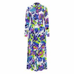 SABINA SÖDERBERG - Laura Dress Green Forest