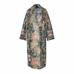 Boo Pala - Bingo Rose Trench Raincoat