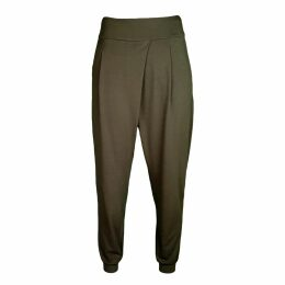 Acephala - Brown Cropped Corduroy Blazer