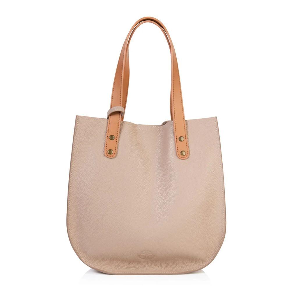 PAISIE - Pleated Velvet Skirt In Brown