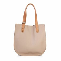 PAISIE - Pleated Velvet Skirt In Brown