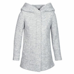 Vero Moda  VMVERODONA  women's Coat in Grey