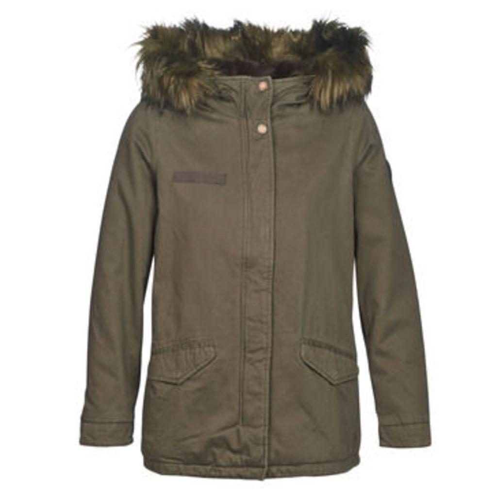 Only  ONLJOSEPHINE  women's Parka in Green