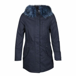 S.Oliver  LOA  women's Parka in Blue