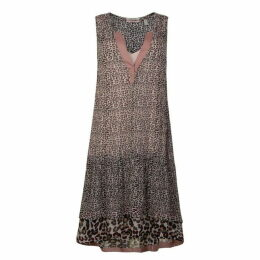 Maison Scotch Tier Dress