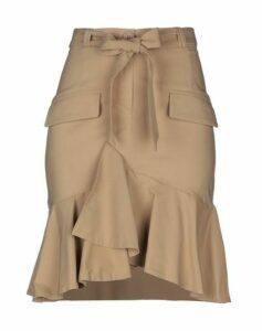 ANNARITA N TWENTY 4H SKIRTS Knee length skirts Women on YOOX.COM