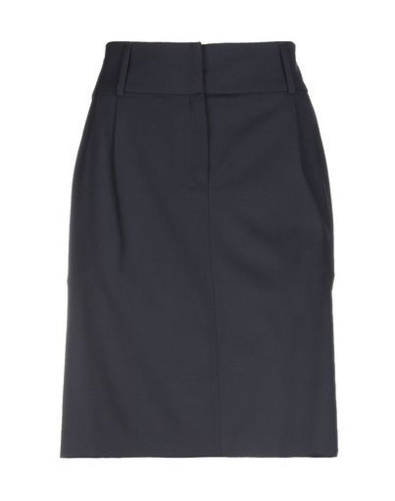 VALIGI SKIRTS Knee length skirts Women on YOOX.COM