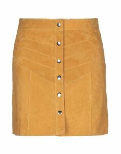 GOOSECRAFT SKIRTS Knee length skirts Women on YOOX.COM
