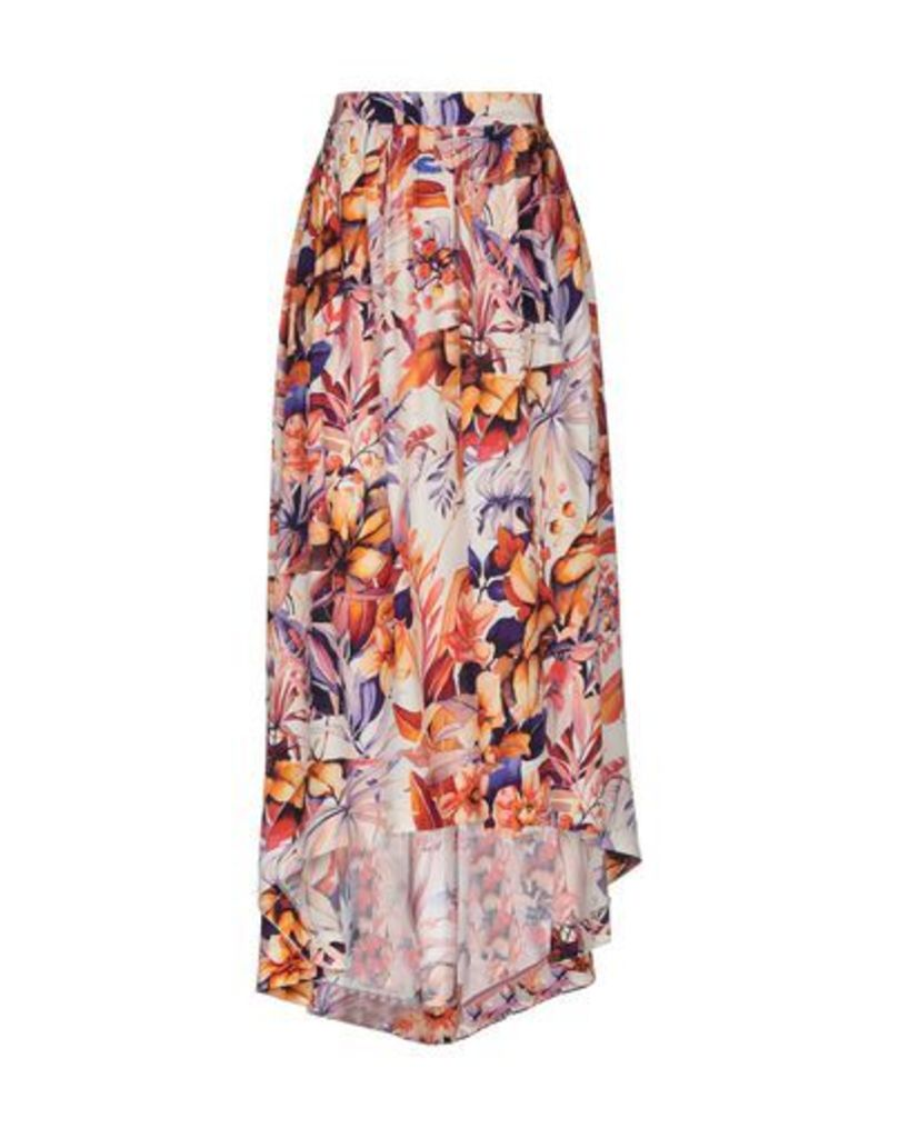 ANNARITA N SKIRTS 3/4 length skirts Women on YOOX.COM