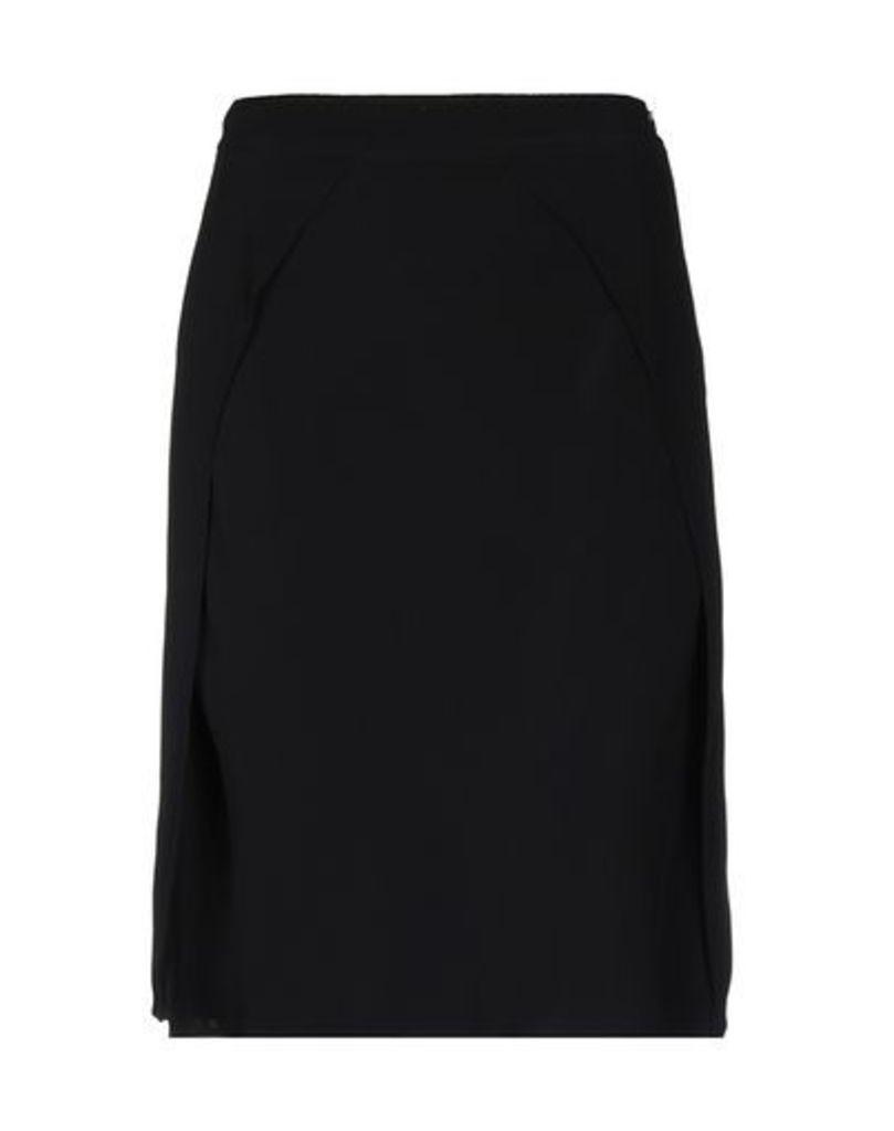 WTR SKIRTS Knee length skirts Women on YOOX.COM