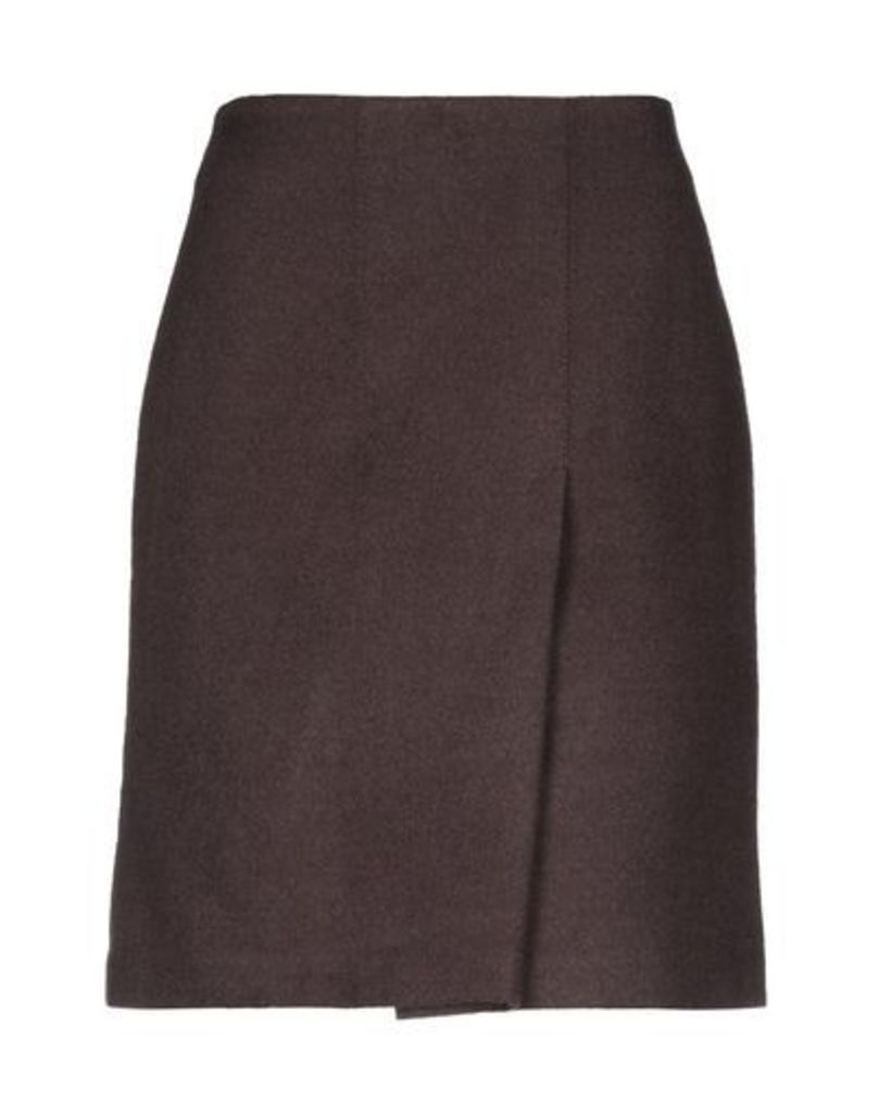 WTR SKIRTS Knee length skirts Women on YOOX.COM
