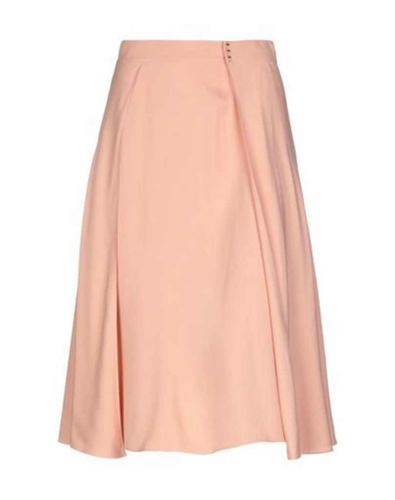 WTR SKIRTS 3/4 length skirts Women on YOOX.COM