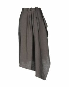 ISABEL BENENATO SKIRTS 3/4 length skirts Women on YOOX.COM
