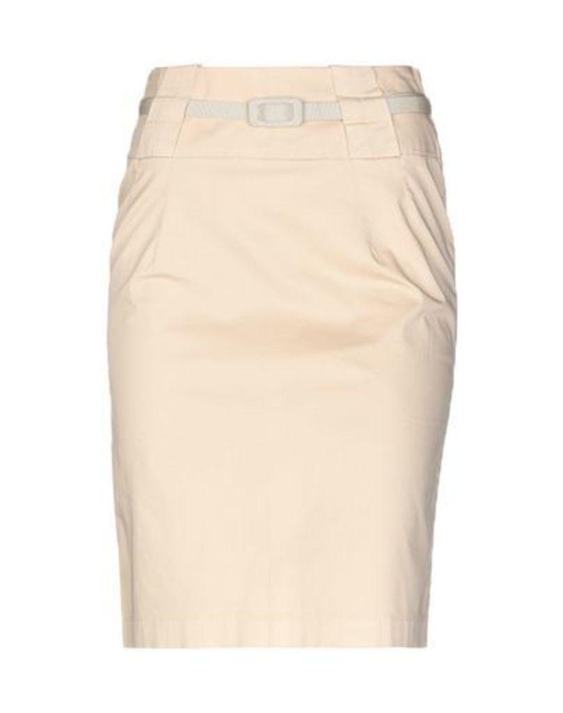 BLUKEY SKIRTS Knee length skirts Women on YOOX.COM
