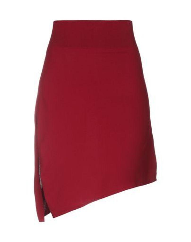 LIVIANA CONTI SKIRTS Knee length skirts Women on YOOX.COM