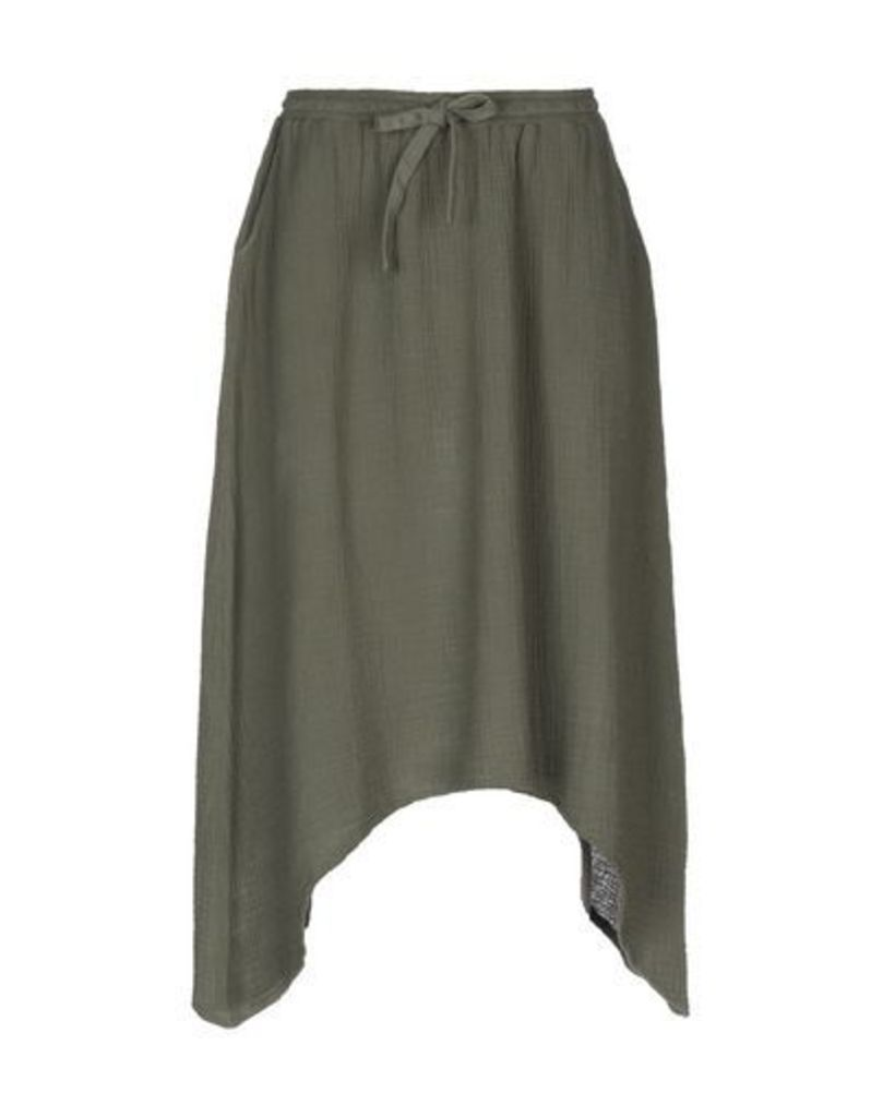 CROSSLEY SKIRTS Knee length skirts Women on YOOX.COM