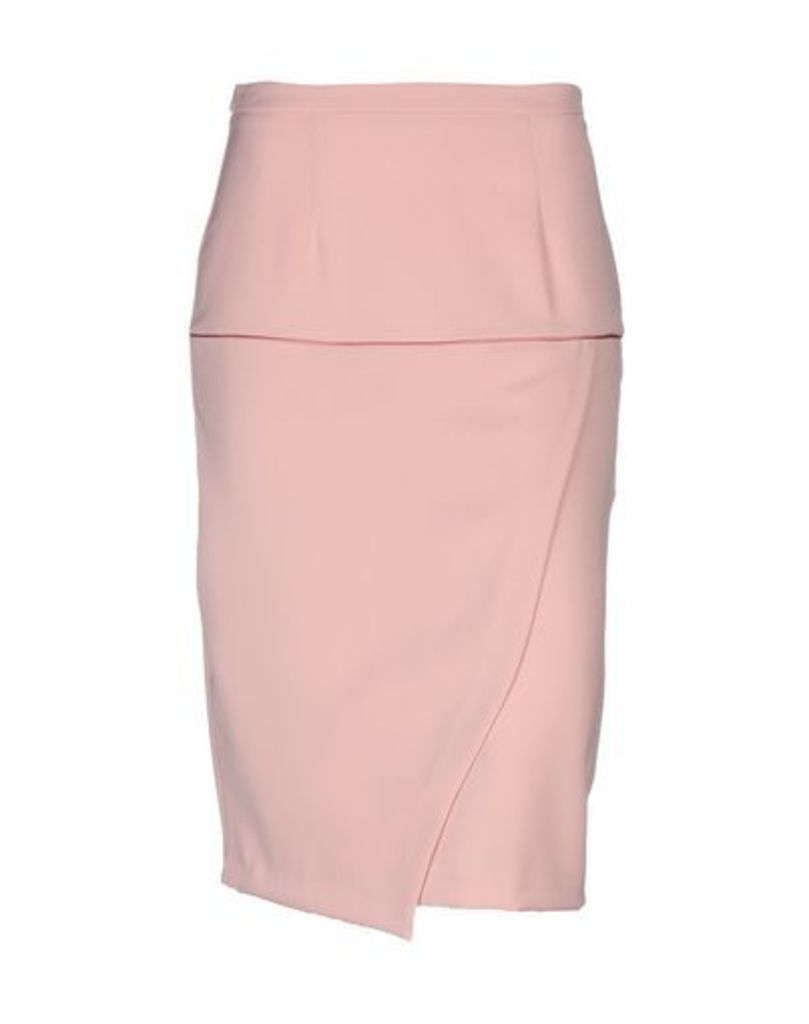 MARTA PALMIERI SKIRTS Knee length skirts Women on YOOX.COM